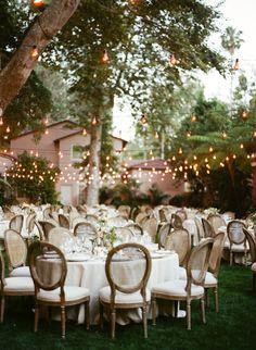 Elegant Garden Wedding | photography by http://www.giacanali.com/ (via @Elizabeth Lockhart Anne Designs)