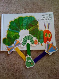 Preschool Printables: Hungry Caterpillar
