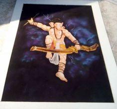 Ganesh Rangoli Designs for Competition