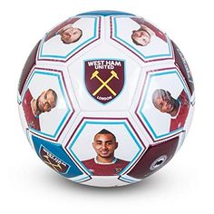 buy now   £11.44  100% Official Club Merchandise Team colours and crest on the ball Current squad player signatures and photos on the ball Size 5 football  ...Read More