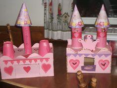 castle valentines boxes