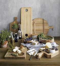 beautiful cutting board options
