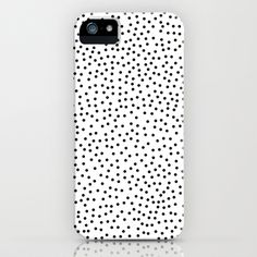 Dots.. iPhone & iPod Case by Priscila Peress - $35.00