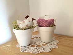 Planter Pots, Sewing Projects, Patches, Chicken, Cubs, Stitching