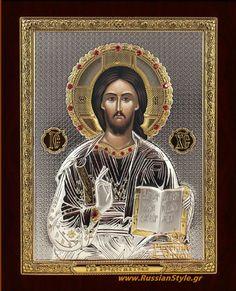 Grecheskie Ikony Gospod Vsederzhitel Blagoslovljajuwij-Silverschmuckwaren -Produkt ID:117596373-german.alibaba.com