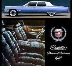 ~ ♛1976 Cadillac Fleetwood Talisman♛