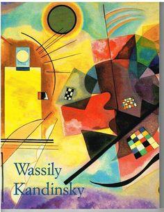 Annons på Tradera: Wassily Kandinsky konstbok Fri frakt