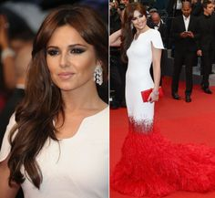 Fishtail Dresses Hit the Red Carpet at Cannes