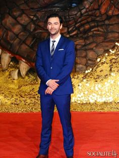 Aidan Turner - Celebrities Attend 'The Hobbit: The Desolation Of Smaug' Premiere In Berlin