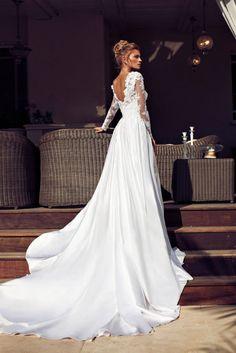 Wedding Dresses | Nurit Hen Bridal 2014