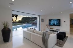 Impressive Modern Home In Hollywood Hills, California #Hollywood #Teagardins #SmokeShop 8531 Santa Monica Blvd West Hollywood, CA 90069 - Call or stop by anytime. UPDATE: Now ANYONE can call our Drug and Drama Helpline Free at 310-855-9168. Teagardins.com
