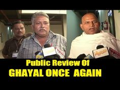 Public Review of GHAYAL ONCE AGAIN movie | Sunny Deol.