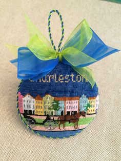 Charleston ornament