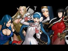 New Korean Side-Scrolling PVP AOS Hyper Universe 1st Closed Beta Test Korea All female Characters Skills footage 00:00 Celine 1:26 Victoria 2:48 Michelle 4:1...