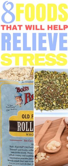8 Foods You Should Eat To Reduce Stress  These 8 food are found to help relieve stress.   Mshealthyliving.com