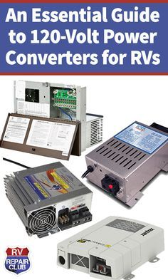 The power converter is an essential component in an RV's electrical system. Typically, coaches have two essentially separate electrical systems; one that provides 120 volts AC to high-power consumption, high-wattage appliances such as coffee makers, microwave ovens, hair dryers, air conditioners, etc. The other, low-voltage part of the electrical system provides 12 volts DC to lights and other items which don't have high current draws, and are sometimes powered by onboard batteries.