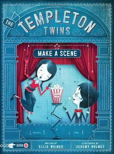 The Templeton Twins Make a Scene: Book 2 by Ellis Weiner https://www.amazon.com/dp/1452128723/ref=cm_sw_r_pi_dp_x_HXcDybFZQNZYK