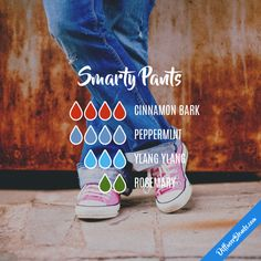 Smarty Pants - Essential Oil Diffuser Blend