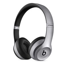 Beats Solo2 Wireless On-Ear Headphones - Space Gray - Apple