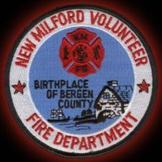 New Milford Fire Department Logo