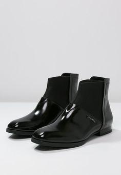 Calvin Klein PORTIA - Ankle boot - black - Zalando.pl