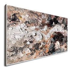 Amazon.com: Abstract Original Art Abstract Art Original Painting Art For Large Wall Contemporary Wall Art Textured Art Large Acrylic Oil Painting On Canvas Painting Original: Handmade