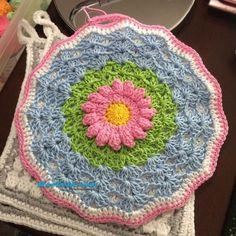 615 Besten Häkeln Bilder Auf Pinterest Crochet Hot Pads Crochet