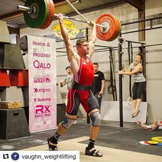 """#Repost @vaughn_weightlifting with @repostapp  We are extremely excited to announce the Vaughn Weightlifting Circuit! This will be a series of USA Weightlifting sanctioned """"local"""" weightlifting competitions held throughout the US through the first half of 2017. The VW staff will be on hand at each location to run the meet mingle and watch some weightlifting! These competitions will be a qualifier for our annual Central Texas Oly Open that will be held in October where there will be cash and…"""