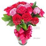 Envio de Flores df Rosas Rojas Aline !
