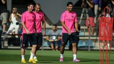 Match Preview: Villarreal vs FC Barcelona - La Liga 2014 Messi News, Fc Barcelona, Running, Sports, Ms, Facebook, Photos, Fashion, The League