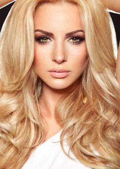 Hairdini! on Pinterest   Bangs, Long Layered and Blonde Hair