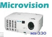 Jual Beli Proyektor Microvision MX330 Rp. 5.600.000
