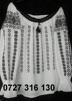 WhatsApp Image at Blackwork Patterns, Palestinian Embroidery, Folk Embroidery, Embroidered Clothes, Couture, Love Is Sweet, Cross Stitch, Sewing, Womens Fashion