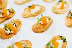 Löjromstaco med citron och gurka   Recept från Köket.se