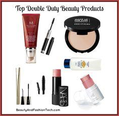 Doubledutybeauty thumb Seven Top Double Duty Beauty Products