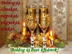 *** Happy New Year *** - Desktop Nexus Wallpapers Southern Christmas, Elegant Christmas, Gold Christmas, Christmas Colors, All Things Christmas, Christmas And New Year, Christmas Time, Merry Christmas, Christmas Decorations