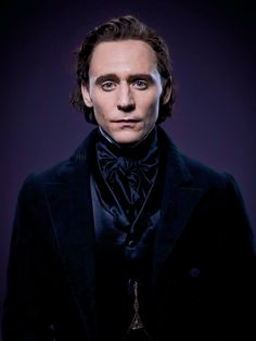 Source: Sinful Secret Love; thanks to Magnus Hiddleston on Tumblr - as Sir Thomas Sharpe in 'Crimson Peak' (2015) directed by Guillermo del Toro