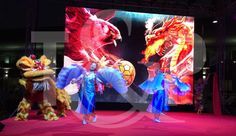 China performance in Qatar | Entertainment agency | Corporate entertainment