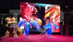 Spectacle Chinois au Qatar | Evénementiel | Agence artistique | Agence de spectacle