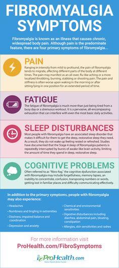 Fatigue remedies for men and women Fibromyalgia Symptoms via ProHealth.com