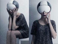Catherine Wales 3D Printed Helmet