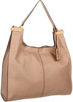 Badgley Mischka Handbags | Badgley Mischka - Natasha Nappa Hobo (Latte) - Bags and Luggage $435 ...