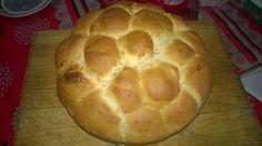 Pull apart herb bread