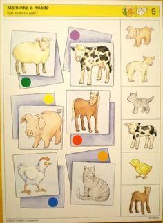 Piccolo: blokken 2 kaart 9 Farm Animals, Animals And Pets, Dinosaurs Preschool, Speech Therapy, Kindergarten, Worksheets, Teaching, History, Kids