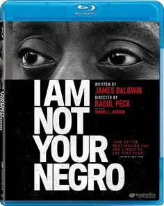 I AM NOT YOUR NEGRO BLU-RAY (MAGNOLIA RELEASING)
