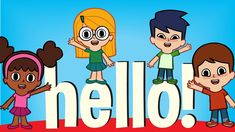 A great Hello Song for Children, Kindergarten and Preschool Song in the classroom. Kids make a circle and say hello to all of their friends. Learn Singing, Kids Singing, Singing Tips, Singing Lessons, Kindergarten Songs, Preschool Music, Preschool Activities, Hello Songs Preschool, Hello Song For Kids