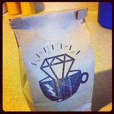 De-Luxe Coffee Shop logo image taken by Ed Nacional