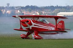 Pitts Special: classic lines, brilliant performance.
