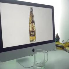From virtual to real, it's all possible with the Kingfisher Beer, Good Times, Vines, Entertaining, Mood, Arbors, Grape Vines, Funny, Vitis Vinifera