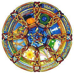 Gaelic Mandala